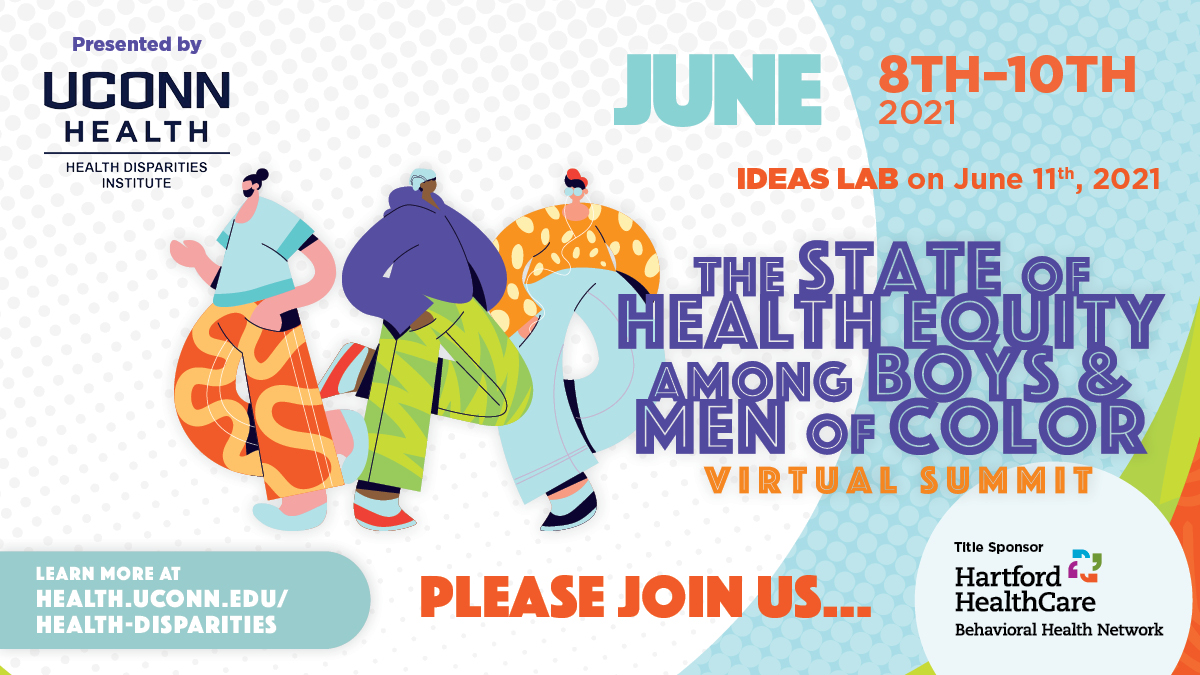 HDI Summit on the state of Health Equity among boys and men of color